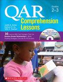 QAR Comprehension Lessons  Grades 2 3