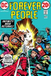 The Forever People (1971-) #11