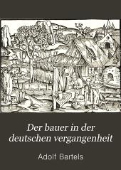 Der Bauer in der deutschen Vergangenheit