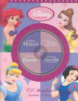 Disney Princess CD Storybook PDF