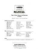 The Home School Manual