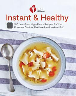American Heart Association Instant and Healthy Book