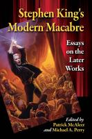 Stephen King      s Modern Macabre PDF