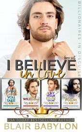 Billionaires in Disguise: Georgie and Xan, Complete Omnibus Edition: A Rock Stars and Billionaires Romance