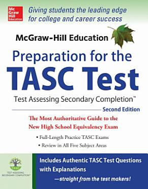 McGraw Hill Education Preparation for the TASC Test 2nd Edition PDF