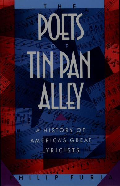 Download The Poets of Tin Pan Alley Book