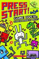 Game Over  Super Rabbit Boy