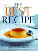 The Best Recipe