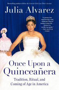 Once Upon a Quinceanera Book