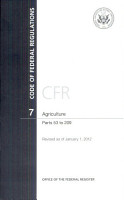 Code of Federal Regulations  Title 7  Agriculture  PT  53 209  Revised as of January 1  2012 PDF