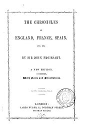 The chronicles of England, France, Spain, etc: Volume 1