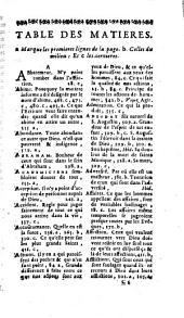 Les confessions de S. Augustin