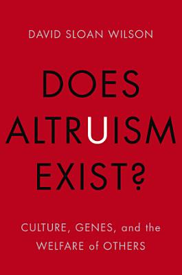 Does Altruism Exist  PDF