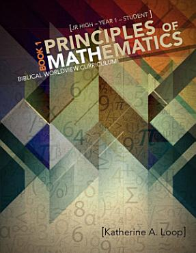 Principles of Mathematics Book 1  Student  PDF