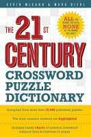 The 21st Century Crossword Puzzle Dictionary PDF