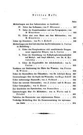 Annalen der Pharmacie: Band 119