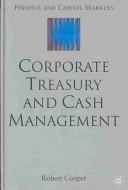 Corporate Treasury and Cash Management PDF