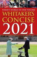 Whitakers Concise 2021