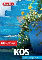 Berlitz Pocket Guide Kos  Travel Guide eBook  PDF