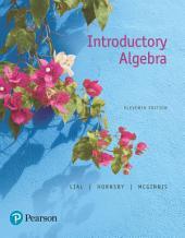 Introductory Algebra: Edition 11