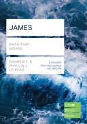 James  Lifebuilder Study Guides