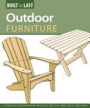 Outdoor Furniture PDF