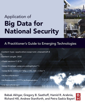 Application of Big Data for National Security PDF