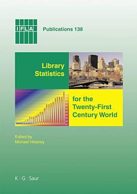 Library Statistics for the Twenty first Century World PDF
