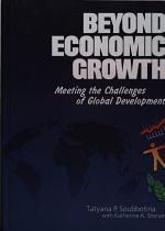 Beyond Economic Growth