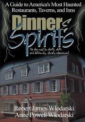 Dinner And Spirits Book PDF