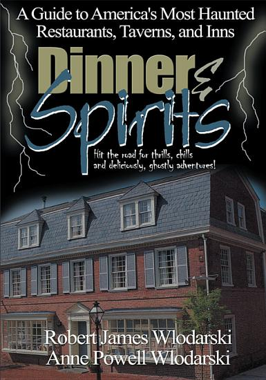 Dinner and Spirits PDF