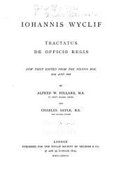 Wyclif's Latin works: Volume 28