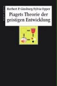 Piagets Theorie der geistigen Entwicklung PDF