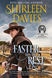 Faster than the Rest: MacLarens of Fire Mountain Historical Western Romance