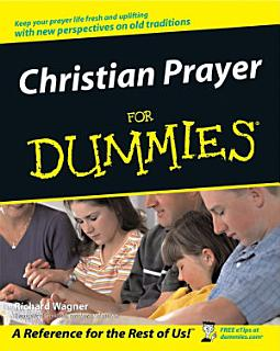 Christian Prayer For Dummies Book