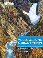 Moon Yellowstone & Grand Teton
