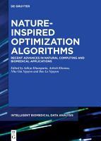 Nature Inspired Optimization Algorithms PDF