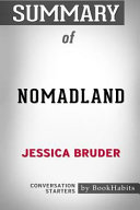 Summary of Nomadland by Jessica Bruder