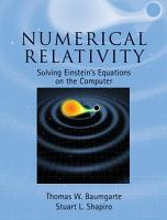 Numerical Relativity PDF