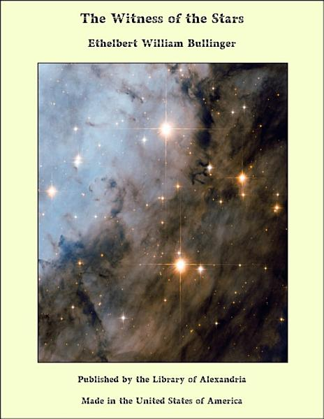Download The Witness of the Stars Book