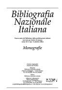 Bibliografia Nazionale Italiana