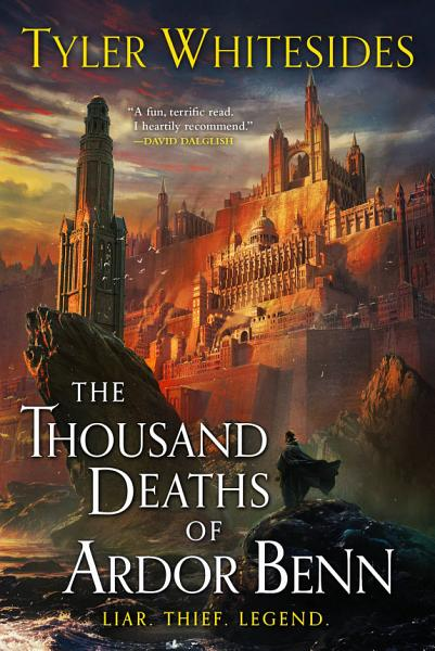 Download The Thousand Deaths of Ardor Benn Book