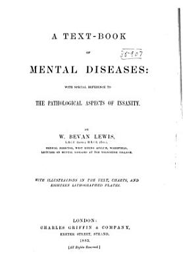A Text book of Mental Diseases PDF