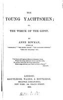 The Young Yachtsmen  Or  The Wreck of the Gipsy PDF