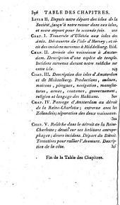 Voyage dans l'hémisphère austral et autour du monde, fait sur les vaisseaux du roi l'Aventure et la Résolution en 1772, 1773, 1774 et 1775: Volume2