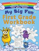 My Big Fun First Grade Workbook PDF