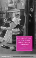 Eavesdropping in the Novel from Austen to Proust PDF