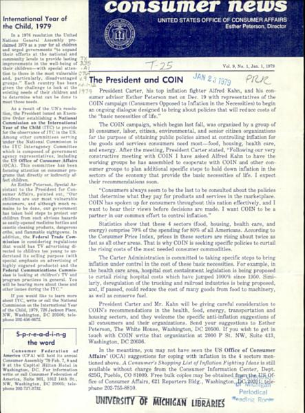 Download Consumer News Book