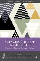 Conceptions of Leadership PDF