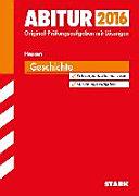 Abitur 2016  Geschichte  Hessen  2013 2015 PDF